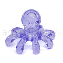 Octo-pleaser - massager