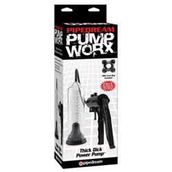 Penis pump - Pump Worx thick dick power pump - view #2