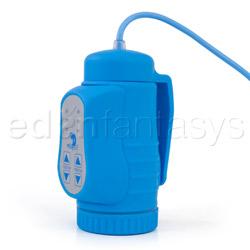 Triple stimulation vibrator - Triple stimulator dolphin duo - view #3