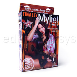 Finally Mylie doll - female love doll