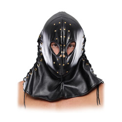 Hood - Fetish Fantasy Extreme executioner hood - view #1