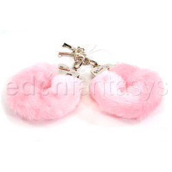 Fetish Fantasy Series furry love cuffs - sex toy