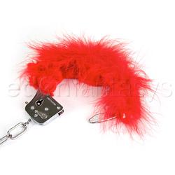 Handcuffs - Feather love cuffs - view #2