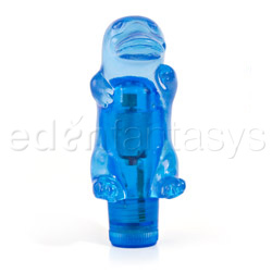 Portable pleasures petz platypus - discreet vibrator