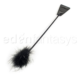 Fetish Fantasy feather crop - feather tickler
