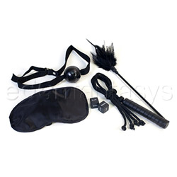 Fetish Fantasy first time kit - bdsm kit