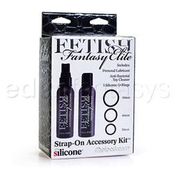 Kit - Fetish Fantasy Elite strap-on accessory kit - view #3