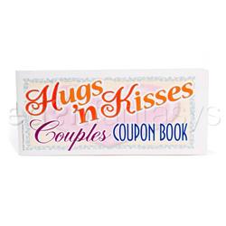 Adult game - Hugs n' kisses coupon book - view #2