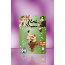 Blow job bottle stopper - DVD