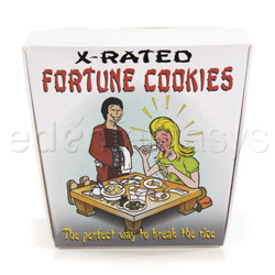 Fortune cookies - edible treat