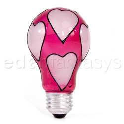 Lover's light bulb