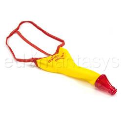 Firehose undies - Gag male undies