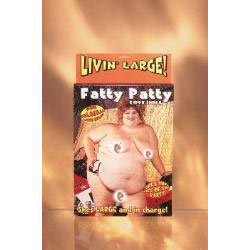 Fatty patty doll - female love doll