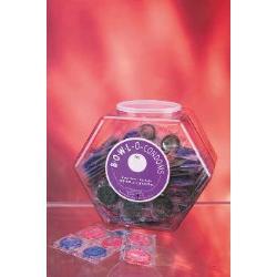 Novelty condoms(240 pcs) - DVD
