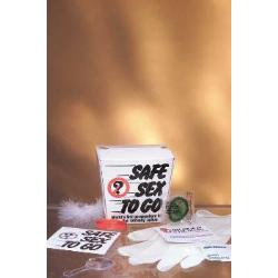 Safe sex kit to go - DVD