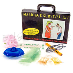 Marriage survival kit - Gags