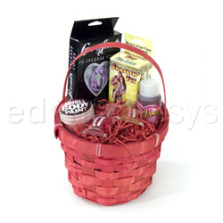 Basket of love - Sensual kit