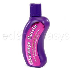 Massage bottle