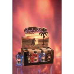Body heat (12 pc display) - DVD