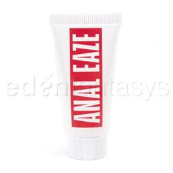 Anal eaze - lubricant