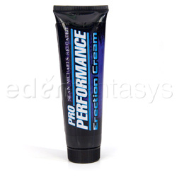Sean Michaels erection cream - desensitizing cream