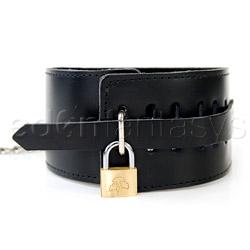 BDSM kit - Leather entrapment kit - view #2