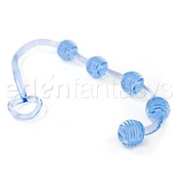 Ringed body beads