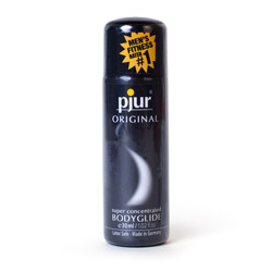 Original - silicone based lube