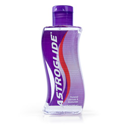 Astroglide - water based lube