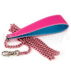 Fresh chain leash - collar