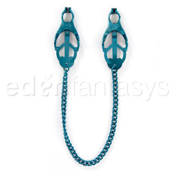 Fresh jaws nipple clamps - sex toy