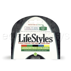 Lifestyles assorted colors - DVD