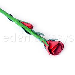 Crop - Red rose buds crop - view #3