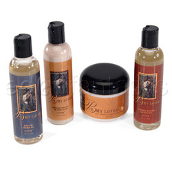Be my lover massage and bath kit - DVD