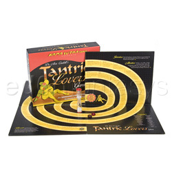 Tantric lovers game
