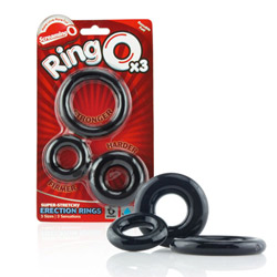 Cock ring set - RingO pack - view #4