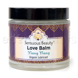 Love balm - oil based lube
