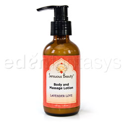 Body massage lotion