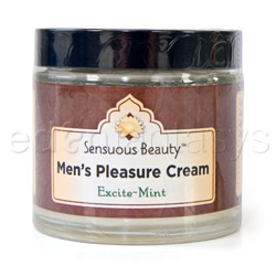 Men's pleasure cream