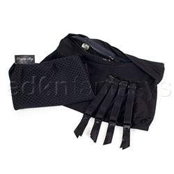 Panty harness - Sasha harness black - view #4