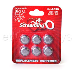 LR1130 Button cell batteries