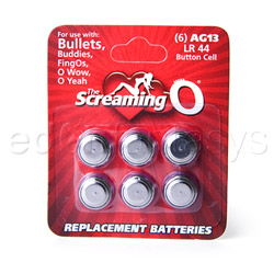 LR44 Button cell batteries