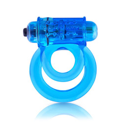 DoubleO 6 - double-looped vibrating ring