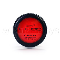 Lip balm - Studio collection Warming O balm - view #2