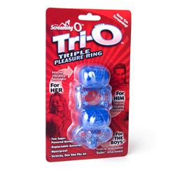 Cock ring - Tri-O triple pleasure - view #5