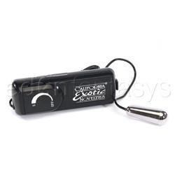Bullet - Micro tingler teardrop - view #2