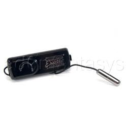 Micro tingler bullet - bullet vibrator