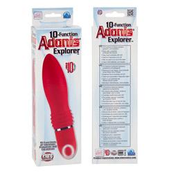 G-spot vibrator - Adonis explorer - view #3