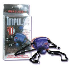 Impulse 10 hands free arouser - DVD