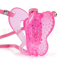 Passion wings - strap-on vibrator